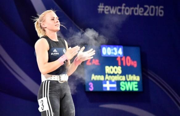Angelica Roos, Mossebergs AK, klass 58,